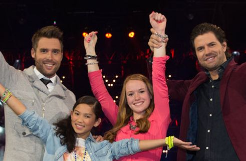 Katrina Manaog: Fil-Dutch Enters Second Round of The Voice Kids Netherlands
