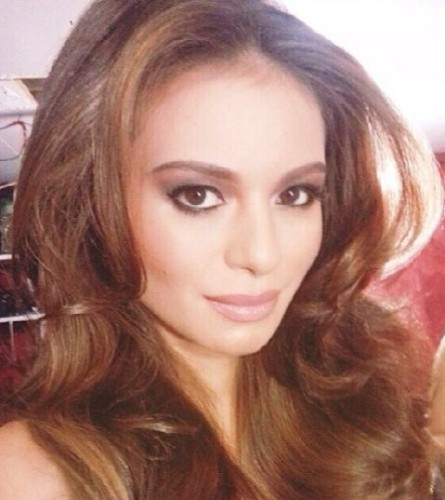 Valerie Weigmann Set to Join Miss World Philippines 2014