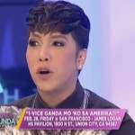 Vice Ganda's Reaction on Yael Yuzon's Statement (Video)