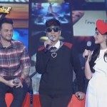 Vice Ganda Jokes on Cedric & Deniece Elevator Kiss (Video)