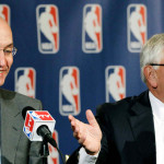 Adam Silver Officially Replaces David Stern as NBA Commissoner