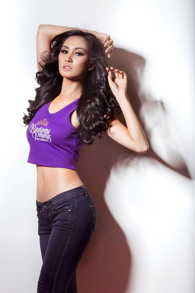 Bb Pilipinas 2014 Candidate 7 Aiza Faeldonia | The Trends Today