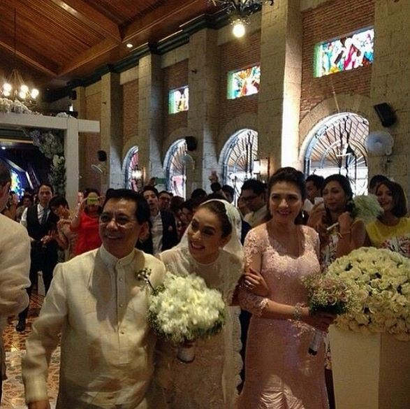 Karylle And Yael Yuzon March 21 2014 Wedding Photos