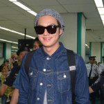 Lee Min Ho is Back in Manila