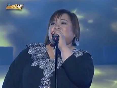 "Rose Fostanes Sings ""My Way"" & ""Born This Way"" on It's Showtime (Video)"
