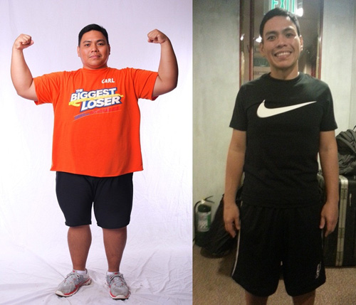 Biggest Loser Pinoy Edition: Doubles Top 5 Finalists (Before & After Photos)