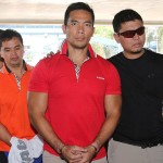 "Cedric Lee & Simeon ""Zimmer Raz"" Palma Presented to Public After Arrest"