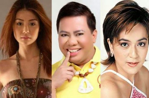 Tina Paner, Iwa Moto & Shalala Aiming for Top 2 in Celebrity Dance Battle 2014