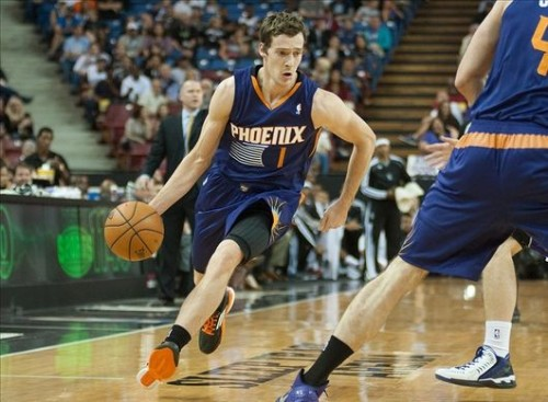Goran Dragic Named as NBA's Most Improved Player of 2014