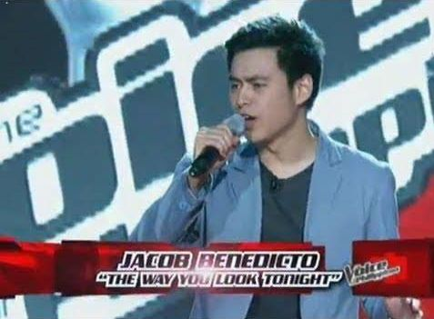 Jacob Benedicto The Voice