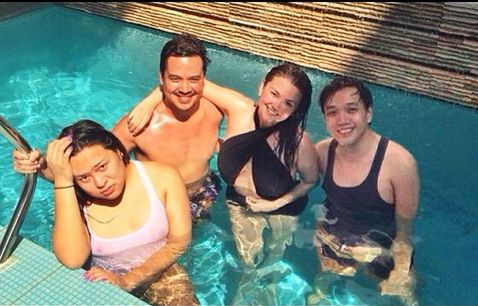 Celebrities Shared Photos of Holy Week 2014 Vacations