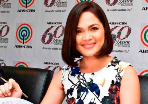 Judy Ann Santos Returns to Star Cinema After 7 Years