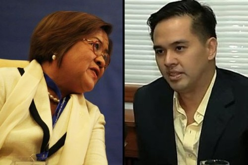 DOJ Secretary Leila de Lima Orders NBI to Arrest Cedric Lee