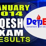 DepEd Released the January 2014 NQESH Results on May 8, 2014