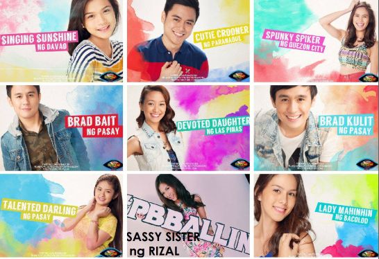 PBB All In Contestants