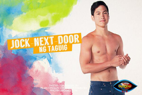 PBB All In Housemates-Axel