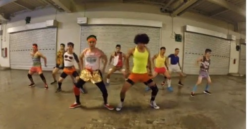 "Sam Concepcion & The Manoeuvres in Gab Valenciano's ""Super Selfie"" Went Viral (Video)"