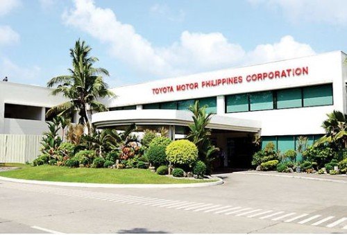 Toyota Philippines Recalls 50,000 Vehicles Sold Locally