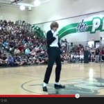 "Pitman High School Teen Performance of Micheal Jackson's ""Billie Jean"" Went Viral"