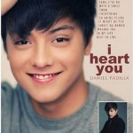 "Daniel Padilla Released Third Studio Album ""I Heart You"" (Video)"