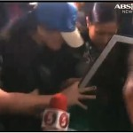 Deniece Cornejo Surrendered to Authorities at Camp Crame