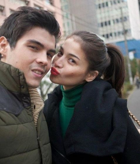 Image result for anne curtis and erwan heussaff