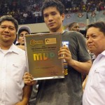 James Yap PBA Commissioner's Cup Finals MVP Dedicates Award to GF & Bimby