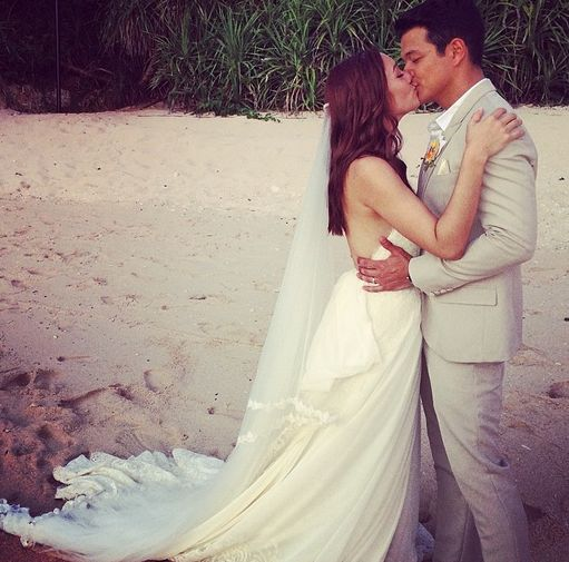 Jericho Rosales-Kim Jones-Wedding