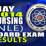 Nursing Board Exam Results List of Passers Letter D (May 2014)