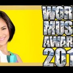 Sarah Geronimo Winner in the 2014 World Music Awards (WMA)
