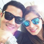 Angel Locsin Says She is Lucky to Have Luis Manzano