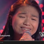 "Arianna Ocampo: The Voice Kids ""Tatooed Heart"" Performance Video"