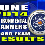 June 2014 Environmental Planners Exam Results Performance of Schools