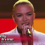 Fely Irvine Bowed Out of The Voice Australia (Video)