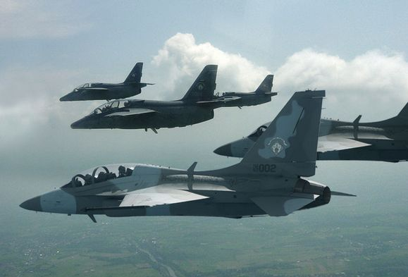 SARO Released by DBM for the Purchase of 12 Korean FA-50