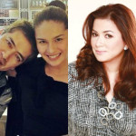 Dina Bonnevie Praises Pauleen Luna For Sticking to Ex-Husband Vic Sotto