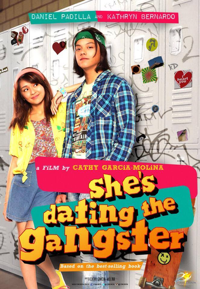 She's Dating The Gangster Official Poster