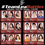The Voice Kids PH Battle Rounds Kicks Off with Team Lea
