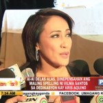 Ai Ai Delas Alas Defends Vilma Santos' Wrong Spelling on Viral Instagram Post (Video)