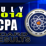 CPA Board Exam Top Performing & Performance of Schools (July 2014)