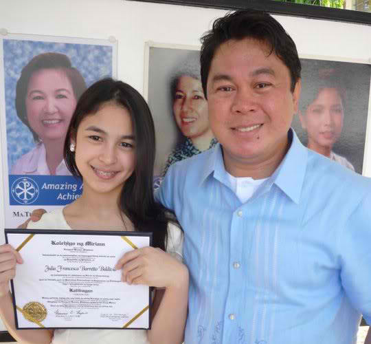 reasons why julia barretto can drop her father dennis