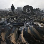 Malaysian Airlines Flight MH17 Shot Down in Ukraine with 298 People on Board