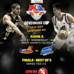 San Mig vs. Rain or Shine Game 5 Preview (PBA Governors Cup Finals)