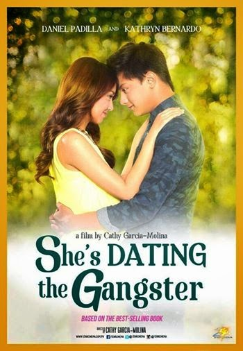 shes dating the gangster characters kenji Kelay (kathryn bernardo) admits that he is not kenji's daughter and she only lied in order for her to fulfill the dying wish of her aunt, athena (dawn zulueta) she's dating the gangster cast: daniel padilla, dawn zulueta, ian veneracion, kathryn bernardo, marco gumabao, richard gomez, sofia andres.