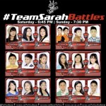 Team Sarah Battle Rounds Live Results & Highlights Video (July 12 The Voice Kids)