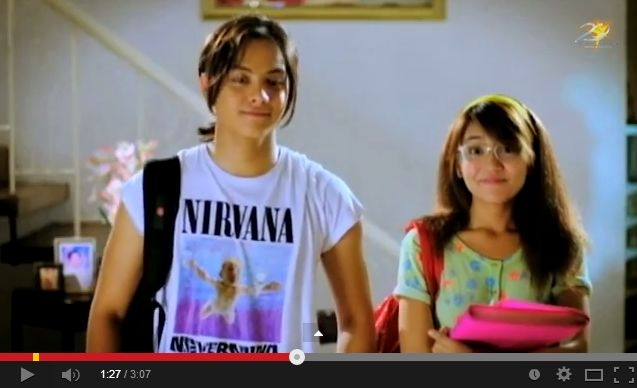 Shes dating the gangster theme song till i met you by angeline