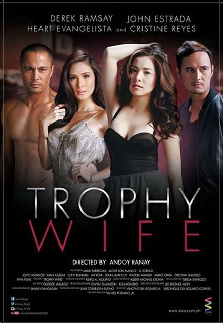 Trophy Wife Trailer Video Featuring Cristine Reyes