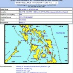 Magnitude 5.4 Earthquake Hits Southern Leyte (July 25, 2014)