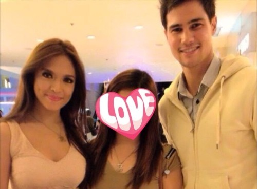 Bangs Garcia Issues Statement On Rumored Relationship With Phil Younghusband