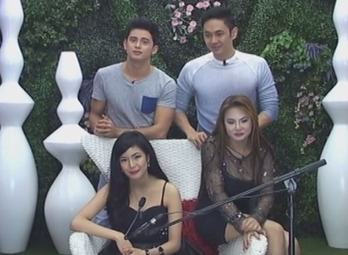 4 Past Big Winners Return to PBB House (Video)